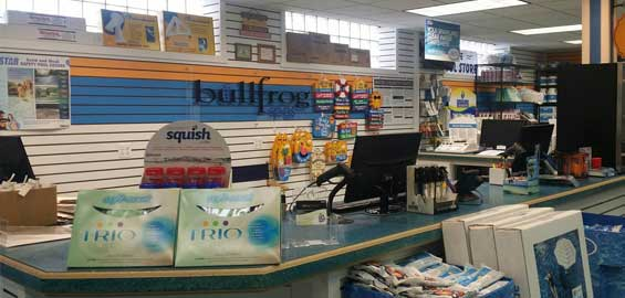 Swimming Pool Retail : Sun and fun pools swimming pool chemicals for mt clemons