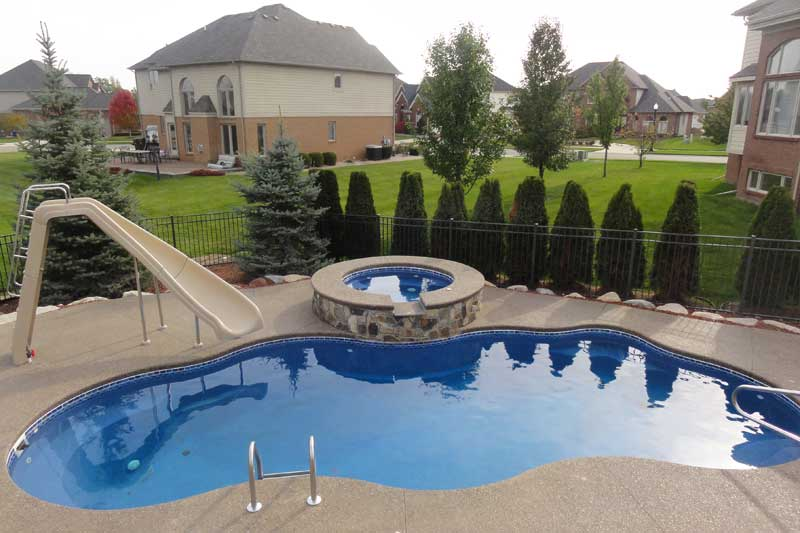Sun And Fun Pools Michigan S Premier Builder Of Inground