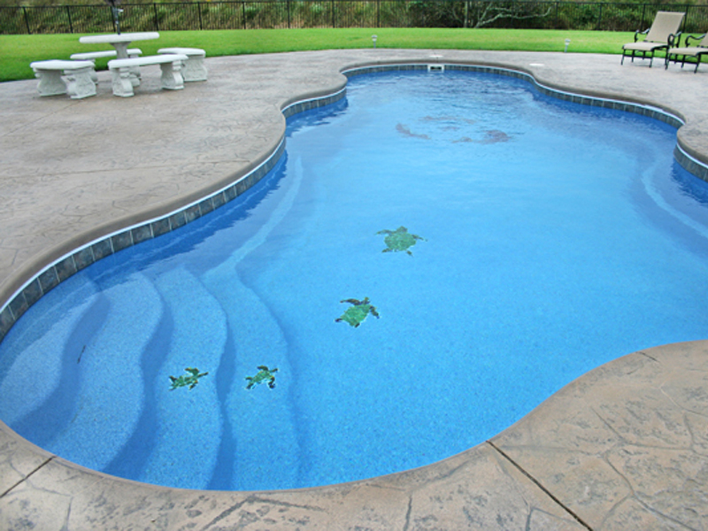 Sun and Fun Pools - Mosaic tile for Swimming Pools from ...